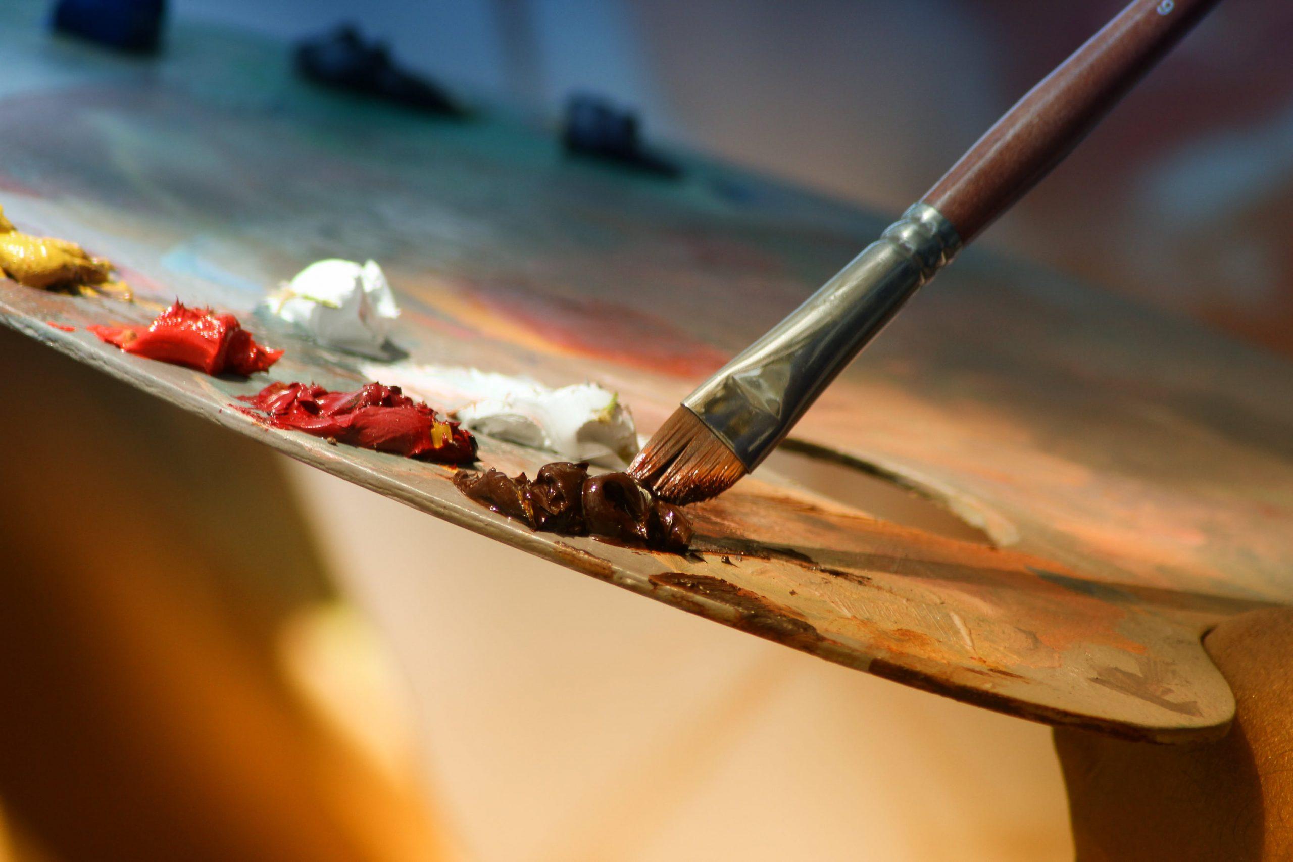 Brush Painting- Photographer Daian Gan