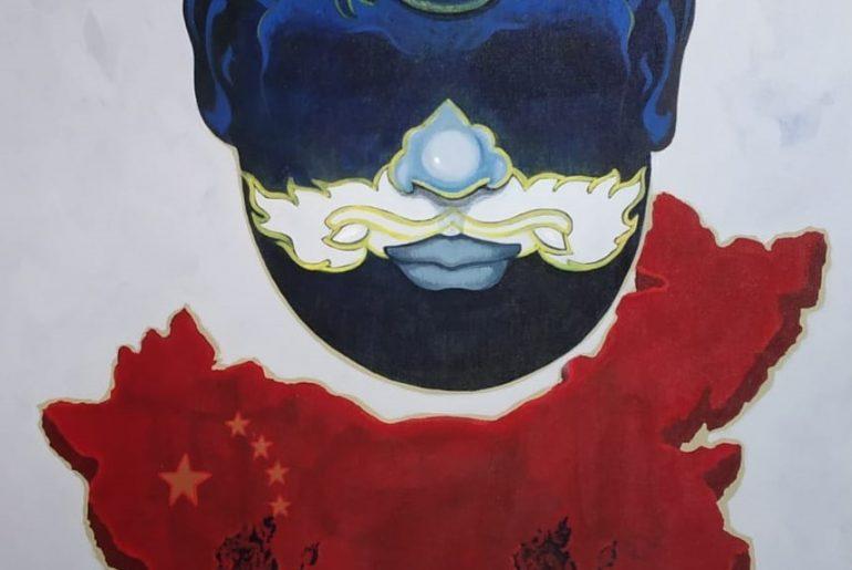 Prayer – Art by Chaitanya Ingle